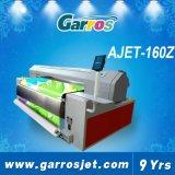 Impresora de correa de Garros para la impresora de la tela de Digitaces con la cabeza de impresión doble