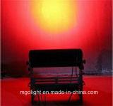 Luz motorizada del color de la ciudad de la iluminación 192X3w LED de la etapa