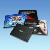 Рекламирующ карточку брошюры видео- карточки цифров карточки приглашения видео- карточки LCD видео- для промотирования (ID2801)