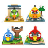 370 PCS Bird Figure Diamond 3D puzzle brinquedo educativo 10243175