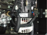 Ce Goedgekeurde Super Stille Diesel 100kw/125kVA Generator In drie stadia (GDC125*S)