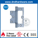 Dobradiça Flush Ss para porta metálica