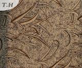 2016草デザイン(FTH310520)の最も新しく大きいシュニールのジャカードソファーファブリック