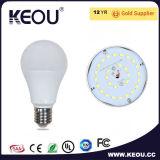 Lámpara baja SMD2835 de B22/E27 LED con la viruta de Epistar