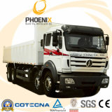 벤즈 Technology를 가진 340HP Beiben North Benz Ng80 Tipper Dump Truck