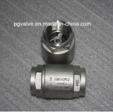 """CF8 200wog 2 """" Schwingen-Rückschlagventil mit Qualität"""