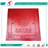 SMC 40ton Decorative Manhole Covers com Frame