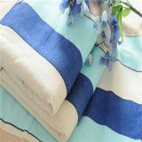 Tissu de drap de coton de 250 amorçages