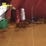 Верхние плитки сбывания 600X600 китайские деревянные Vitrified для сбывания