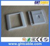 Einzelne Blendenöffnungs-Panel-Wand-Kontaktbuchse