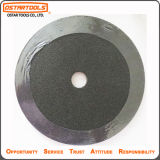 Do metal abrasivo da fibra do óxido de alumínio disco de lixamento da aleta para polonês
