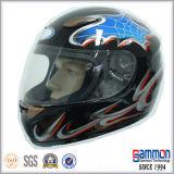 点特別なデザイン太字のモーターバイクまたはオートバイのヘルメット(FL119)