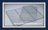 PET Beschichtung-geschweißtes Metalldraht-Regal für Kühlraum oder Gefriermaschine
