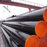 Heißes Rolling Carbon Steel Seamless Steel Pipe für Oil u. Gas Project