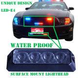 De LEIDENE Oppervlakte zet de LEIDENE Waarschuwing Lighthead van de Stroboscoop op