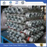 Canalisation en acier de métal flexible/tube/boyau ondulés