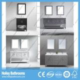 Тщета ванной комнаты твердой древесины американской полости компакта типа классицистическая (BV183W)