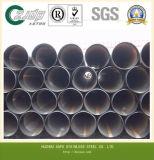Tipo soldado surtidor 201/202 tubo de acero inoxidable de China