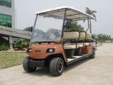 4人の車輪の11人のための電気乗客のカート(LTA8+3)