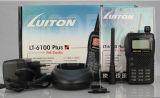 Película hablada de la radio UHF Lt-6100 Pluswalkie del VHF/