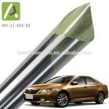 Понизьте пленку подкраской окна автомобиля внутренней температуры металлическую отражательную солнечную