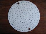 LED 점화를 위한 알루미늄 PCB의 둘레에 편들어 골라내십시오