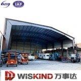 Новый популярный ангар стальной структуры изоляции жары