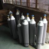 cilindro de oxígeno del acero inconsútil del uso médico 5L 150bar/200bar