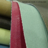 Rayant le cuir décoratif à la mode de qualité résistante d'unité centrale (KC-W082)
