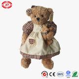 Teddybeer van de Gift van het Meisje van het Stuk speelgoed van de Baby van de omhelzing de Klassieke Bruine Leuke