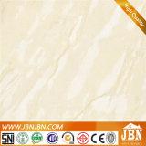 Mattonelle Polished della porcellana del pavimento solubile Nano Ivory normale del sale (JS6800)