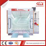 Cabina di spruzzo automatica della strumentazione della pittura del fornitore di Guangli di alta qualità professionale di marca per il bus di taglia media (GL9-CE)