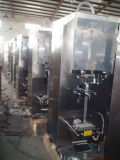 Máquina pura de la producción del agua de la bolsita automática con el sistema de tratamiento de aguas