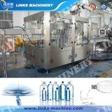 Het Vullen van het mineraalwater Spoelende het Afdekken Machine