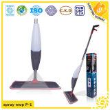 Mop magico facile dello spruzzo d'acqua della maniglia dell'acciaio inossidabile
