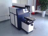 CCD Machine van het Lassen van de Laser YAG van de Camera &Red de Lichte Plaatsende Gebruikte