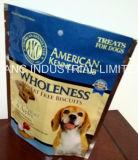 Sacchetto naturale dell'alimento per il cane