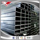Tubo de acero cuadrado superventas de la dimensión de una variable ERW de la sección