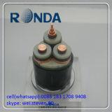 Силовой кабель алюминиевого проводника твердый высоковольтный