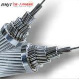 Cable reforzado acero de aluminio descubierto de arriba del conductor del conductor ACSR