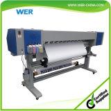 Máquina 1.6m Una Epson Dx5 Cabeza alta resoltion 1440 ppp de impresión de carteles