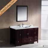 現代純木の浴室の虚栄心、浴室のキャビネット