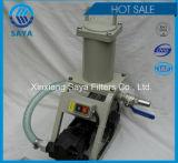 Beweglicher verwendeter Blyj-6 Motoröl-Reinigungsapparat