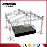 Étape mobile en aluminium de la Chine pour l'exposition