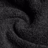 Opy-226 scaldano il cappotto di lana lungo delle donne spesse di inverno con il cappuccio