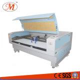 Chaud-Vente de la machine de laser Cutting&Engraving avec 1.8*1sq. Tableau de M (JM-1810T-CCD)