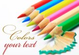 Het aangepaste Potlood van de Kleur van de Hoogste Kwaliteit