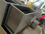 O gabinete ao ar livre ilustra a caixa industrial do gabinete de distribuição