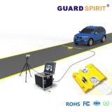 자동차 면허증 시스템을%s 가진 차량 감시 시스템의 밑에 정부 건물 검사