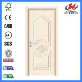 内部の木の純木のプラスチック積層物PVCドア